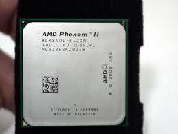 МОЩНЫЙ Процессор AMD SAM3, am2+ PHENOM II X4 840 - 4 ЯДРА  ( 4 по 3.2 Ghz каждое ) am3, SAM2+