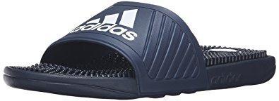 Массажные шлепанцы Adidas Performance Women's Voolossage Sandal, Navy, размер 44