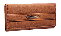 Женский стильный кошелек B5305 chocolate