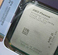 МОЩНЫЙ Процессор AMD SAM2, Am2+, AM3 PHENOM X4 9600 - 4 ЯДРА  ( 4 по 2.30 Ghz каждое ) am3, SAM2+