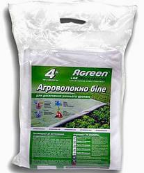 Агроволокно Белое Agreen 1,6х10м Плотность 17