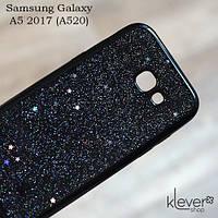 Силиконовый чехол накладка для Samsung Galaxy A5 2017 (a520f) (Star)