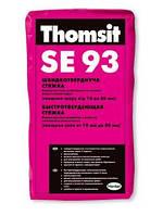 THOMSIT-SE 93/25 быстросохнущая стяжка 1 0-80мм