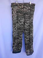 Зимние штаны (пиксель ) на флисе