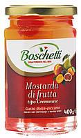 Мостарда фруктовая Boschetti Mostarda di Frutta сладко-пикантная, 400г