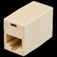Соединительная коробка Logicpower (LP-LNG-350) 2хRJ-45, Cat. 5e UTP