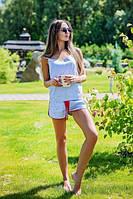 Женская нарядная пижама из хлопка d-720009, фото 1