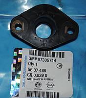 Заглушка (накладка, крышка, прокладка) форсунки на клапанной крышке головки блока цилиндров ГБЦ боковая GM 560