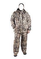 Зимний костюм для охоты и рыбалки Камыш, температура комфорта -30