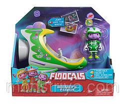 Бумер на космической ракете Fizzer/Игровой наборFloogals -Флугалс