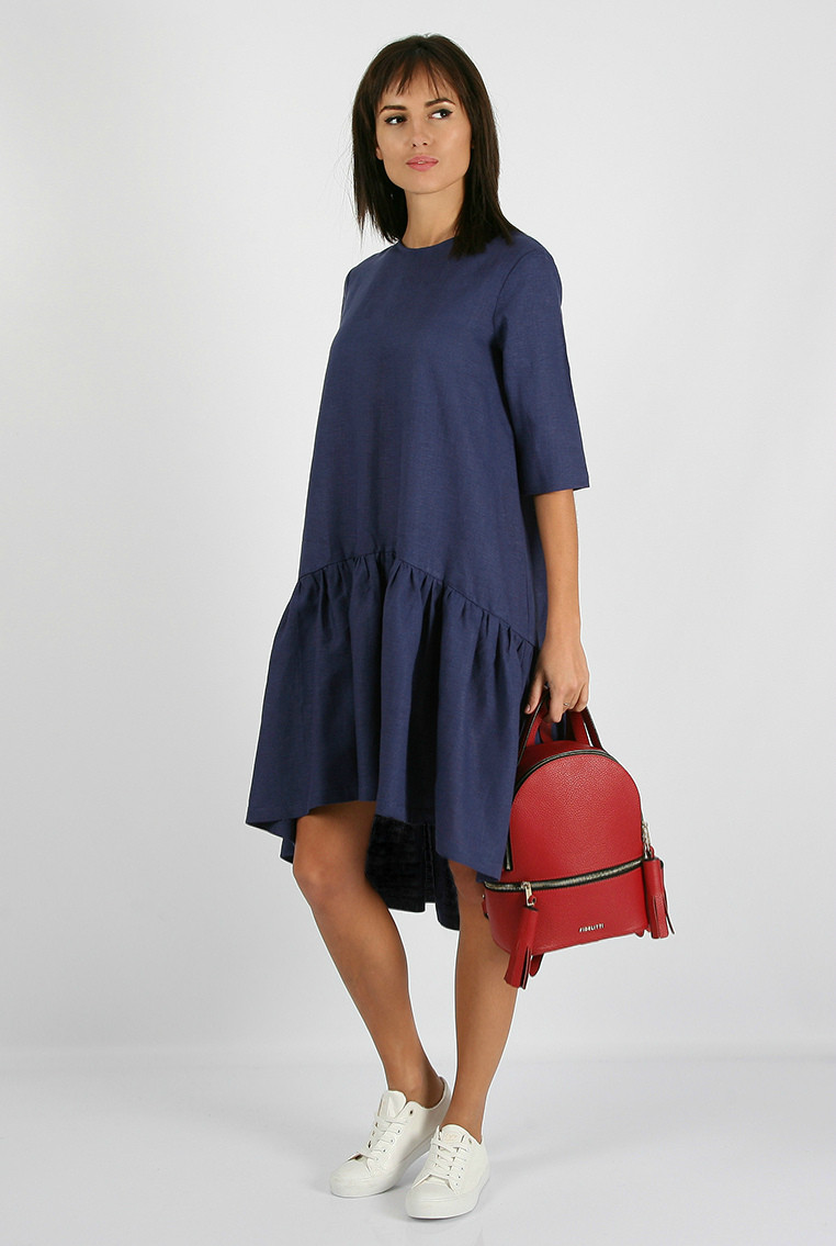 Купить Льняное Платье