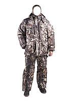 Зимний костюм для охоты и рыбалки Дуб коричневы, температура комфорта -30