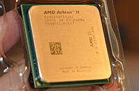 МОЩНЫЙ Процессор AMD SAM2 + AM3 ATHLON II X3 425 - 3 ЯДРА  ( 3 по 2.7 Ghz каждое ) am3, SAM2+