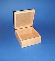 Шкатулка (16х16х8см.) заготовка для декупажа и декора