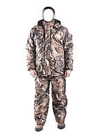 Зимний костюм для охоты и рыбалки Лес бурый, температура комфорта -30
