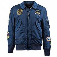 Куртка CWU Pilot (sage/black, sage/brown, sage/rep.blue). Alpha Industries