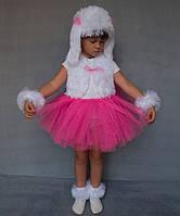 """Новогодний костюм для девочки """"«Собачка»"""", рост 95-120, фото 1"""