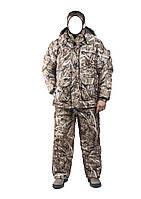 Зимний костюм для охоты и рыбалки , температура комфорта -30