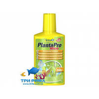Tetra PlantaPro Micro Удобрение для растений, 250 мл, на 2000л