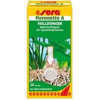 Sera florenette A - комплексное удобрение, на 480 л, 24 таб.
