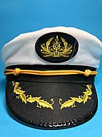 Карнавальный Головной Убор Морская Кепка Моряка  Капитана Капитанка