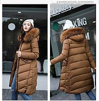 Моднейший женский пуховик - пальто. Зимний,Теплый. Новая, Классическая модель. Commute 2017-18 г.)