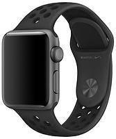 Ремень Sport Band for Apple Watch 42mm/44mm (Black), фото 1