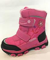 d1435622 Детские термо-ботинки оптом. Детская зимняя обувь бренда Tom.m для девочек (