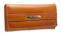 Женский стильный кошелек B6005 brown