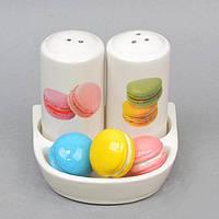"""Набор для специй """"Macarons""""  керамика"""