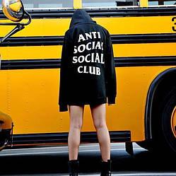 Толстовка Anti Social Social Club | Худи ASSC | Кенгуру АССЦ