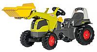 Трактор педальный Kid Claas Elios Rolly Toys 25077