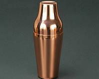 Шейкер французский для коктейля 750 мл (Copper)