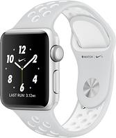 Ремень Nike Sport Band for Apple Watch 42mm (White)