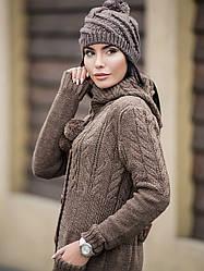 Шапка жіноча зимова