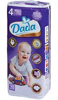 Подгузники Dada №4 Premium maxi 7-18kg 50шт.