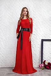 Длинное платье в пол Разные цвета