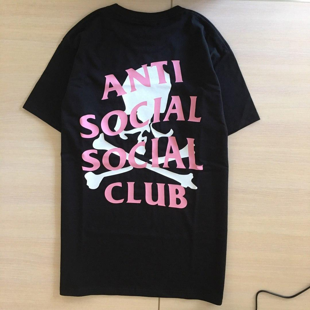 Футболка Anti Social social club mastermind JAPAN
