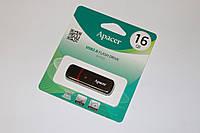 Флешка USB 2.0 Apacer AH333 16Gb Black