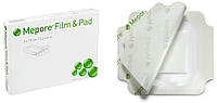 MEPORE FILM&PAD повязка на рану стерильная, прозрачная,  водонепроницаемая