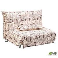 Детский диван SMS 1,2 Газета бежевый (Механизм трансформации Аккордеон) ТМ AMF 126053