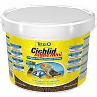 Корм для цихлид Tetra Cichlid Algae Mini, 10 000 мл