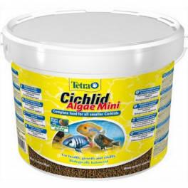 Сухой корм для цихлид Tetra Cichlid Algae Mini, 10 000 мл