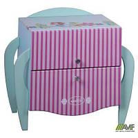 Тумба Дизайн Дисней Русалочка в детскую комнату для девочки ТМ AMF 149010
