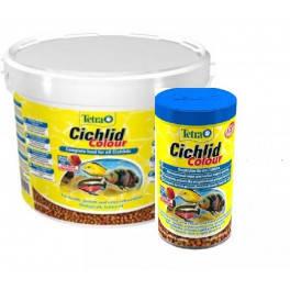 Сухой корм для цихлид Tetra Cichlid Color, 10 000 мл