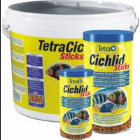 Корм для цихлид Tetra Cichlid Sticks, 500 мл