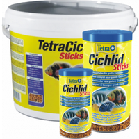 Корм для цихлид Tetra Cichlid Sticks, 1000 мл