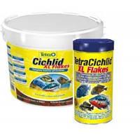 Корм для цихлид Tetra Cichlid Flakes XL, 1000 мл