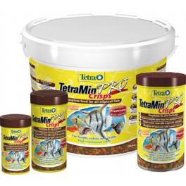 Сухой корм для декоративных рыбок Tetra Min Pro Crisps, 250 мл