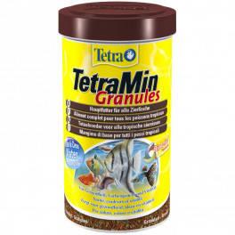 Корм для декоративных рыб Tetra Min Granules, 250 мл